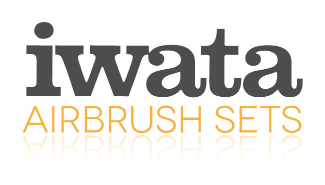 iwata airbrush sets
