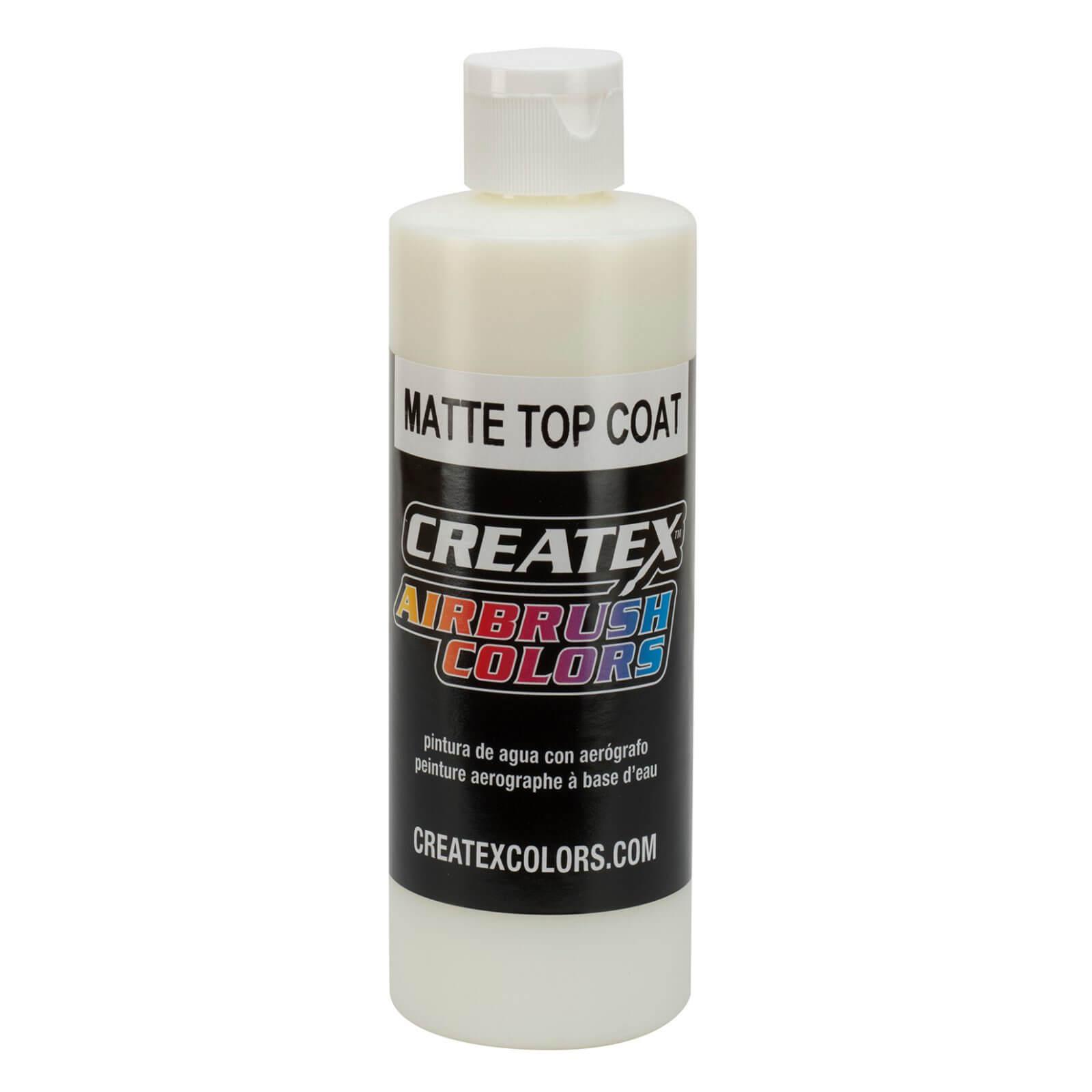 Matte Top Coat: Airbrush Paint Direct