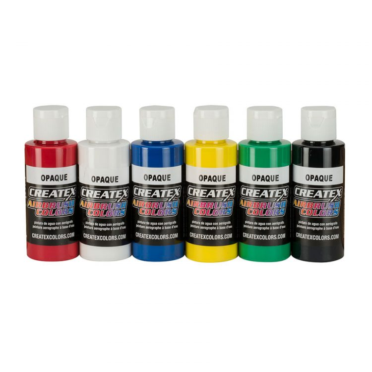 5903 Opaque Paint Sets