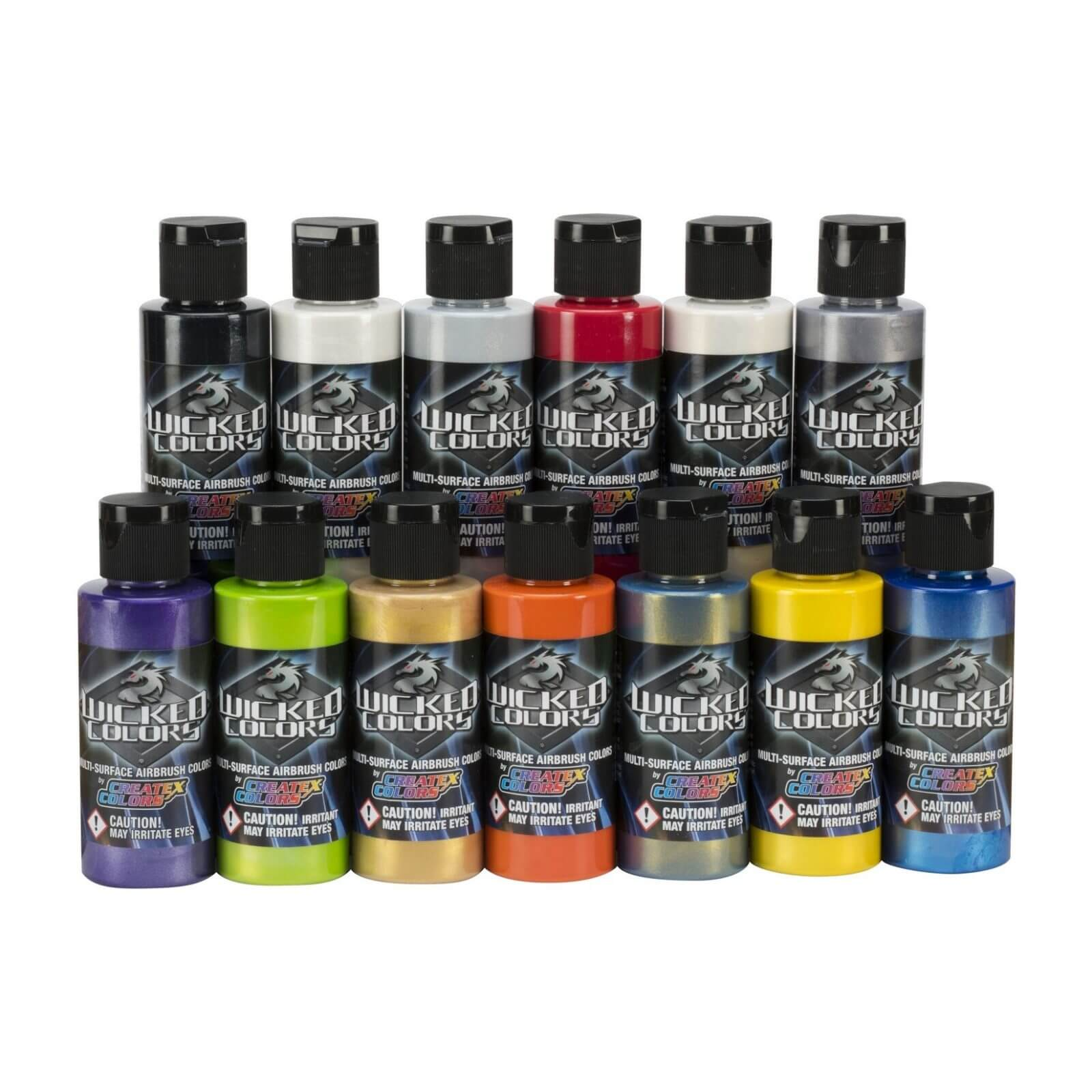 Crafts Generous Createx Colors 2oz Airbrush Paint Airbrush Paints