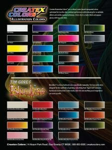 Color Chart IL-Bloodline embedded
